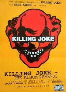 Killing Joke Posters