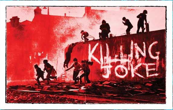 Killing Joke Adorations